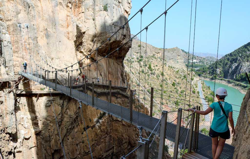 Kaartverkoop Caminito del Rey voor augustus en september gestart