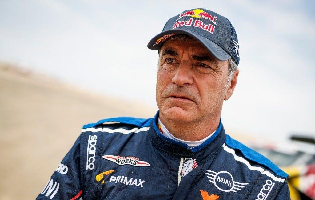 Rallypiloot Carlos Sainz ontvangt Prinses van Asturiëprijs prijs in Spanje