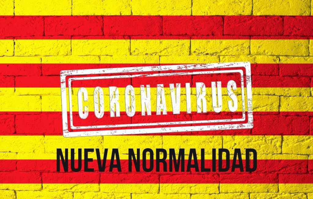 Catalonië vanaf vrijdag 19 juni in de nieuwe normaliteit