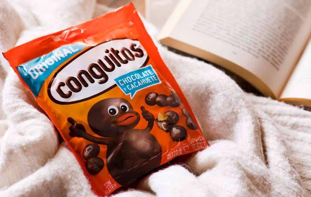 Black Lives Matter noemt de Spaanse 'conguitos' chocolade pinda's racistisch