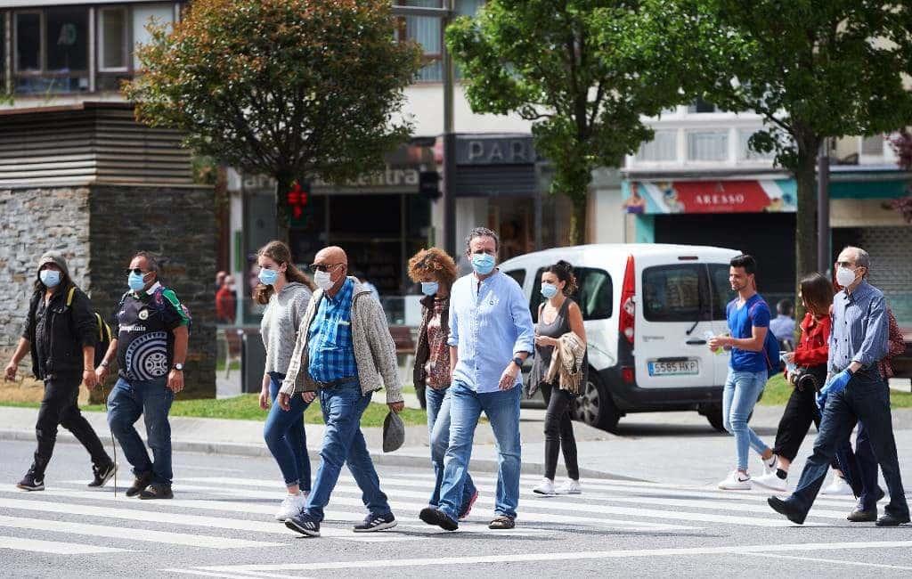 Meer dan 24 miljoen Spanjaarden hebben meer versoepelingen in fase 3