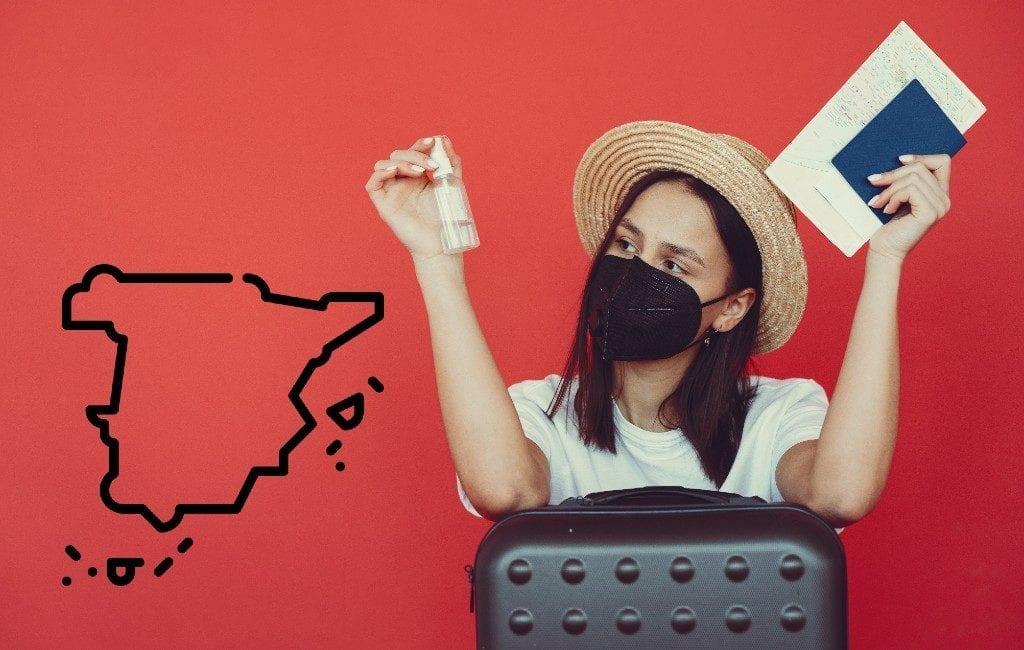 Reizen en op vakantie gaan naar Spanje in een post-corona tijd