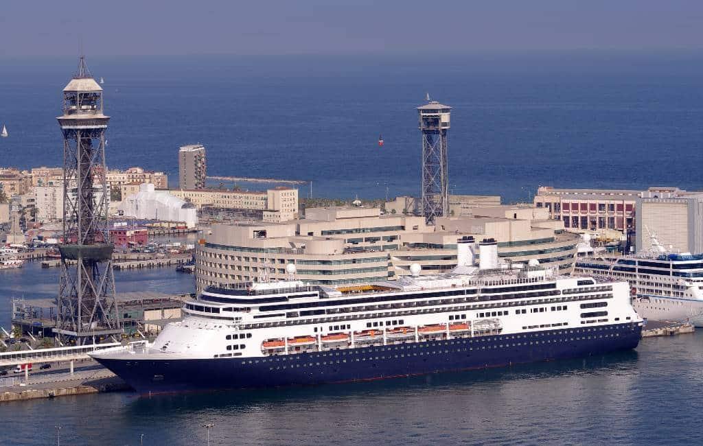 Cruiseschepen voorlopig niet welkom in Spaanse havens