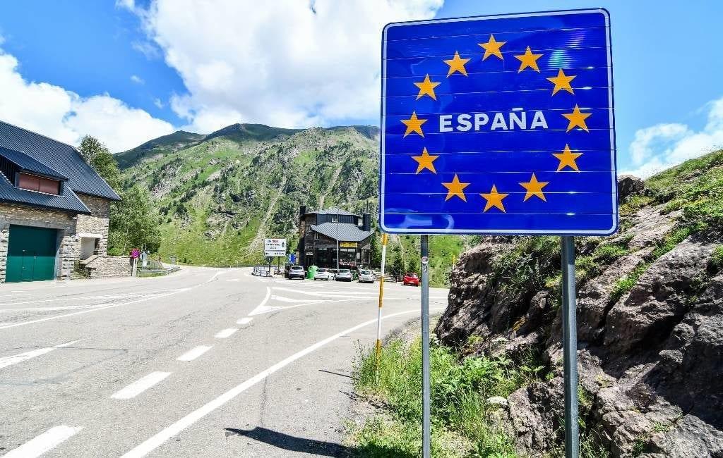 656 kilometer Spaans-Franse grens weer open
