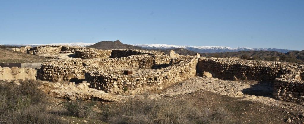 Oudste stad van Spanje bevindt zich in Almería en is 5.200 jaar oud