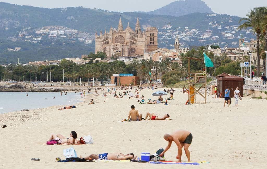 6.000 Duitse toeristen als proef vanaf 15 juni welkom op de Balearen