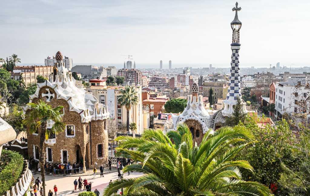 Barcelona verminderd aantal toegestane bezoekers Park Güell met 50%