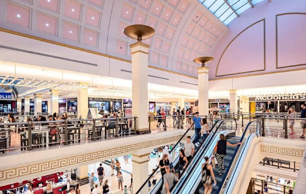 Winkelcentra provincie Alicante open