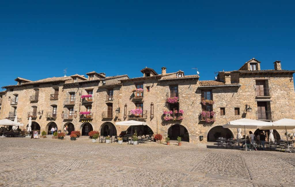 10x mooiste pleinen van Spanje