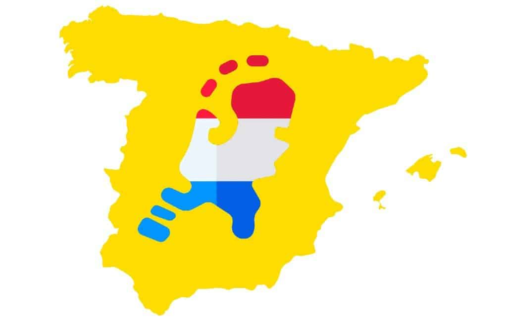 Nederland past reisadvies Spanje officieel aan: van oranje naar geel