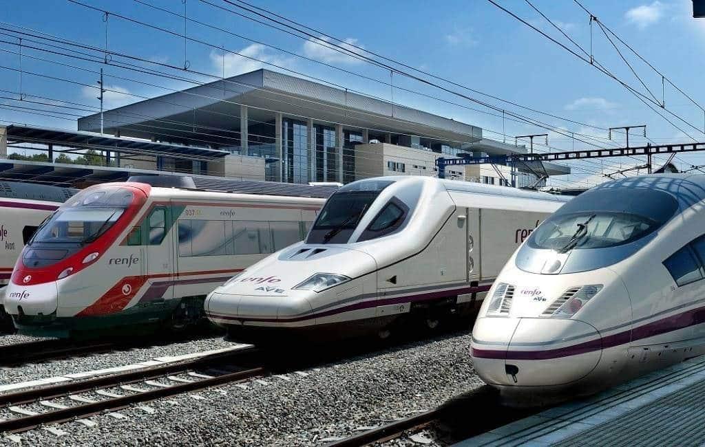 Spaanse spoorwegmaatschappij Renfe lanceert nieuwe website