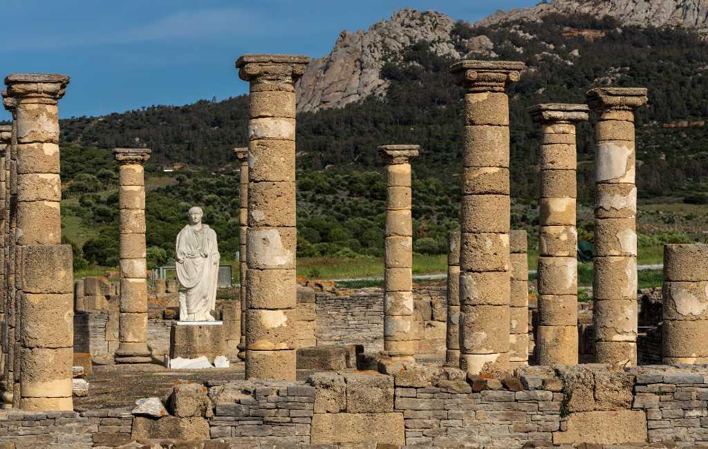 10x Romeins in Spanje