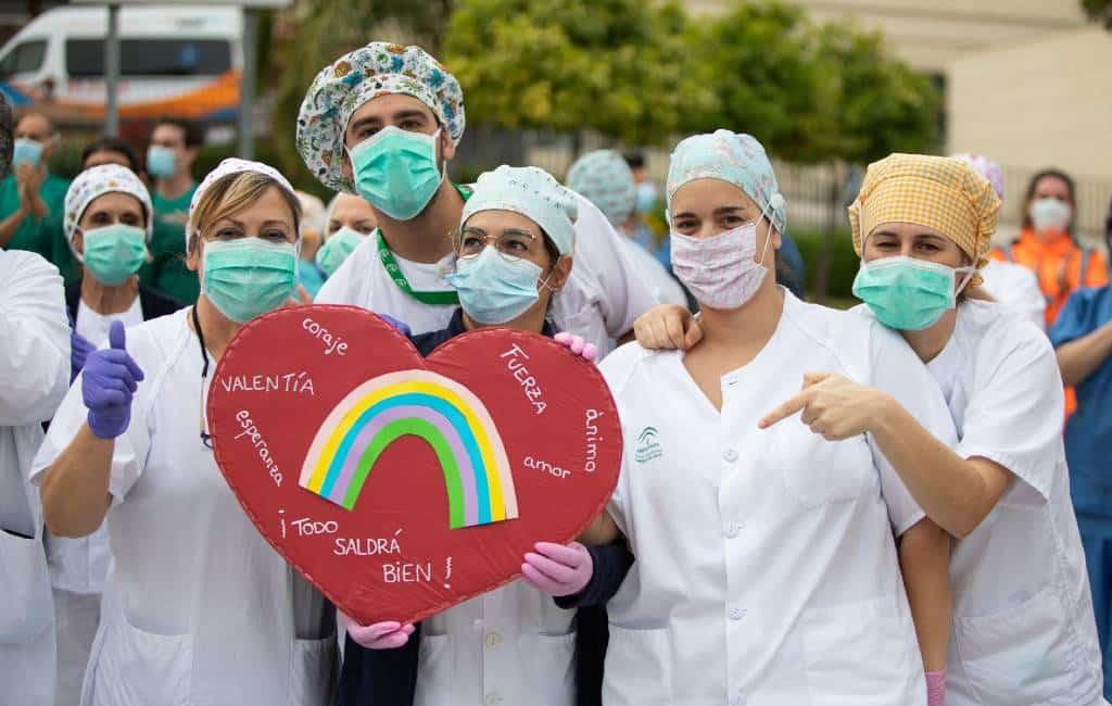 Spaanse gezondheidswerkers krijgen Prinses van Asturiëprijs