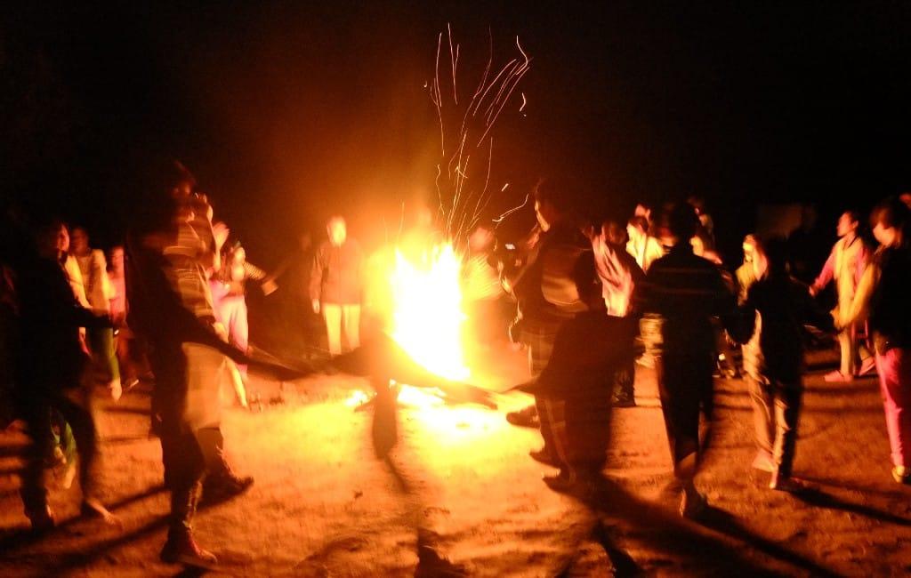 Het San Juan feest in Spanje op veel plaatsen geannuleerd