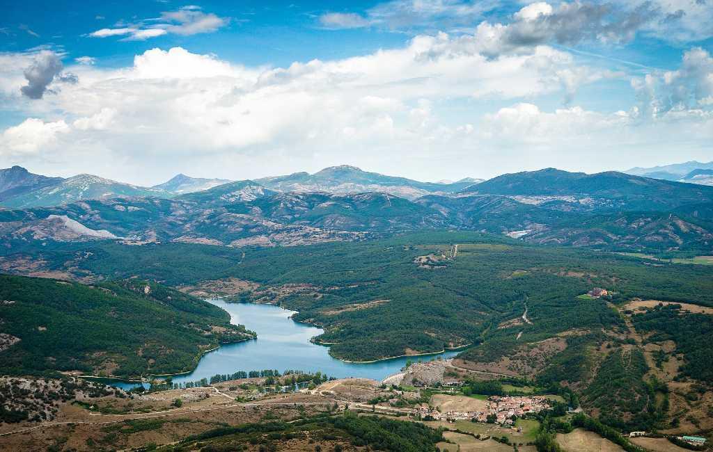 Schoonste lucht van Europa is in Spanje te vinden