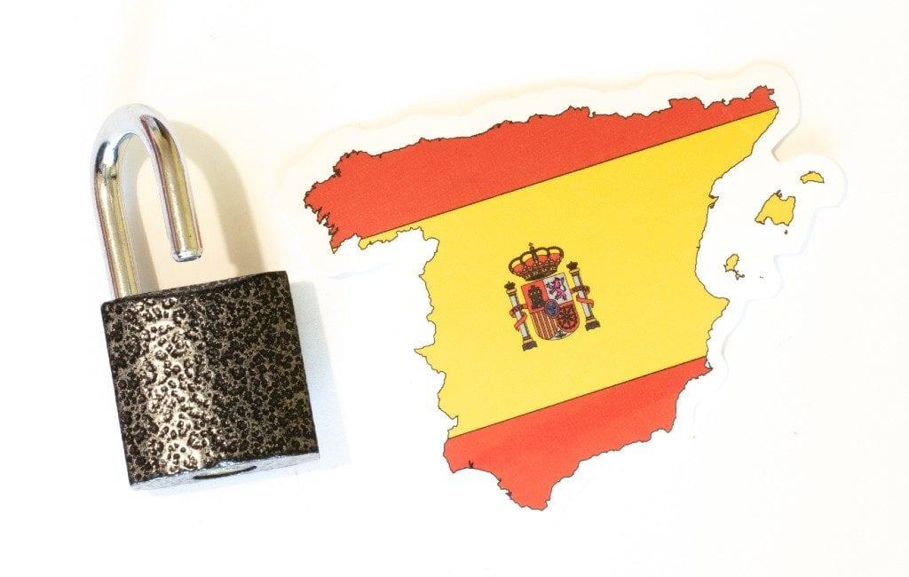 Laatste week noodtoestand Spanje begonnen!