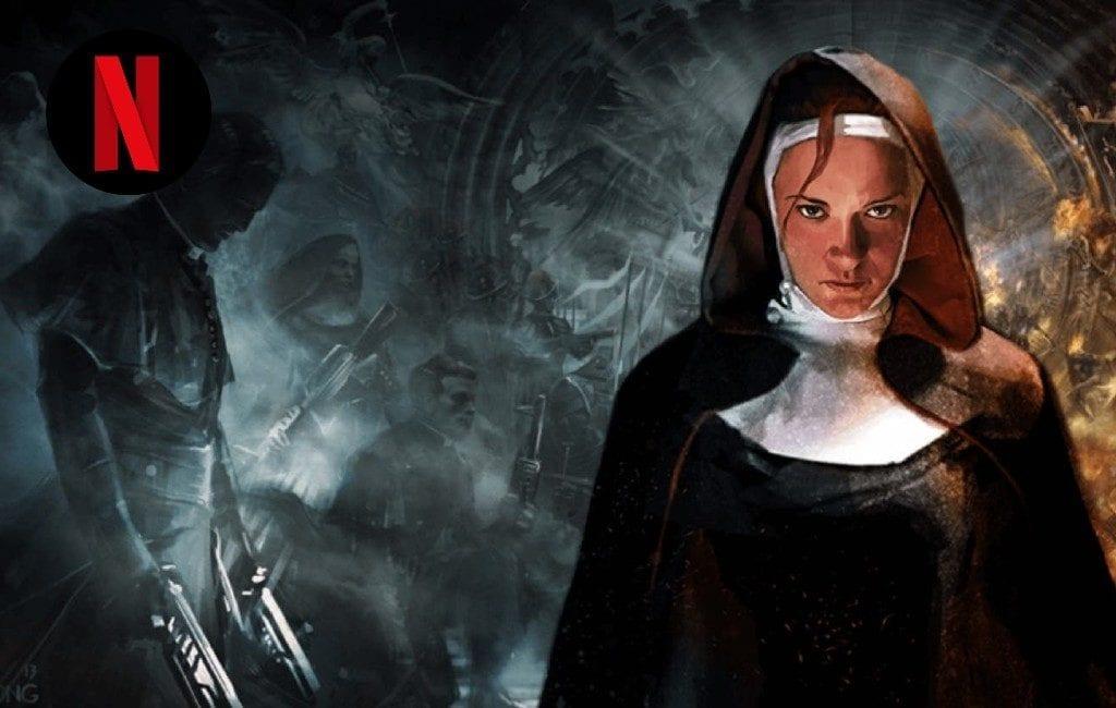In Málaga opgenomen Netflix serie 'Warrior Nun' vanaf 2 juli te zien