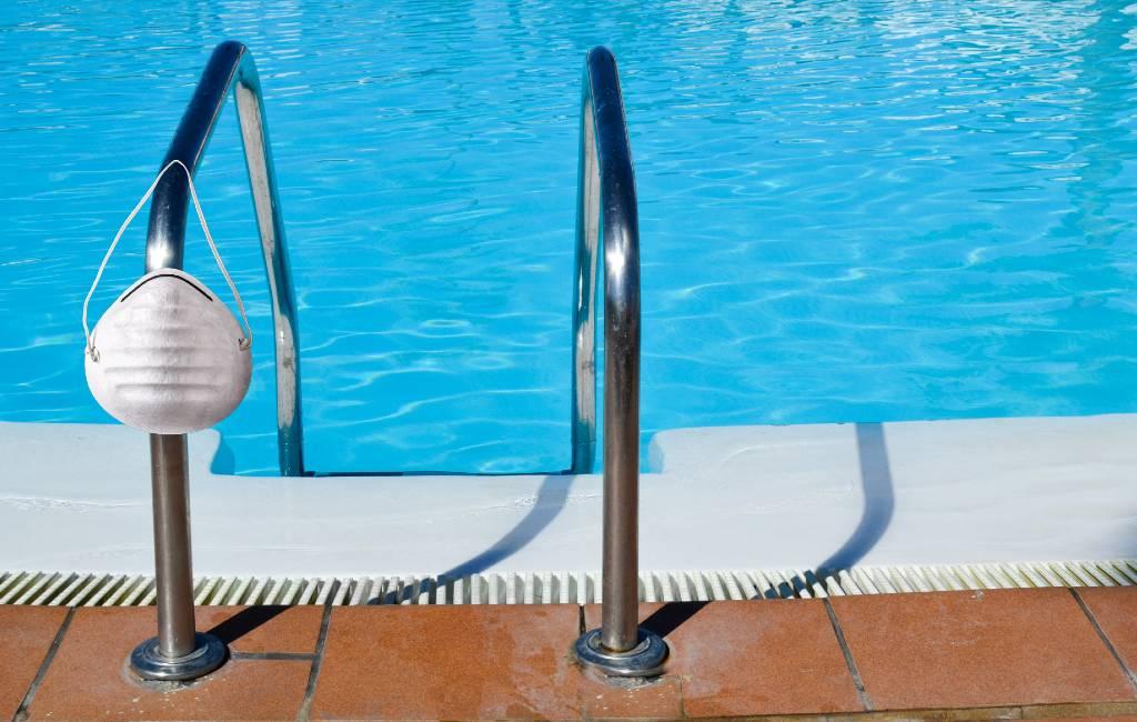 Het gebruik van zwembaden in post-corona tijd in Spanje