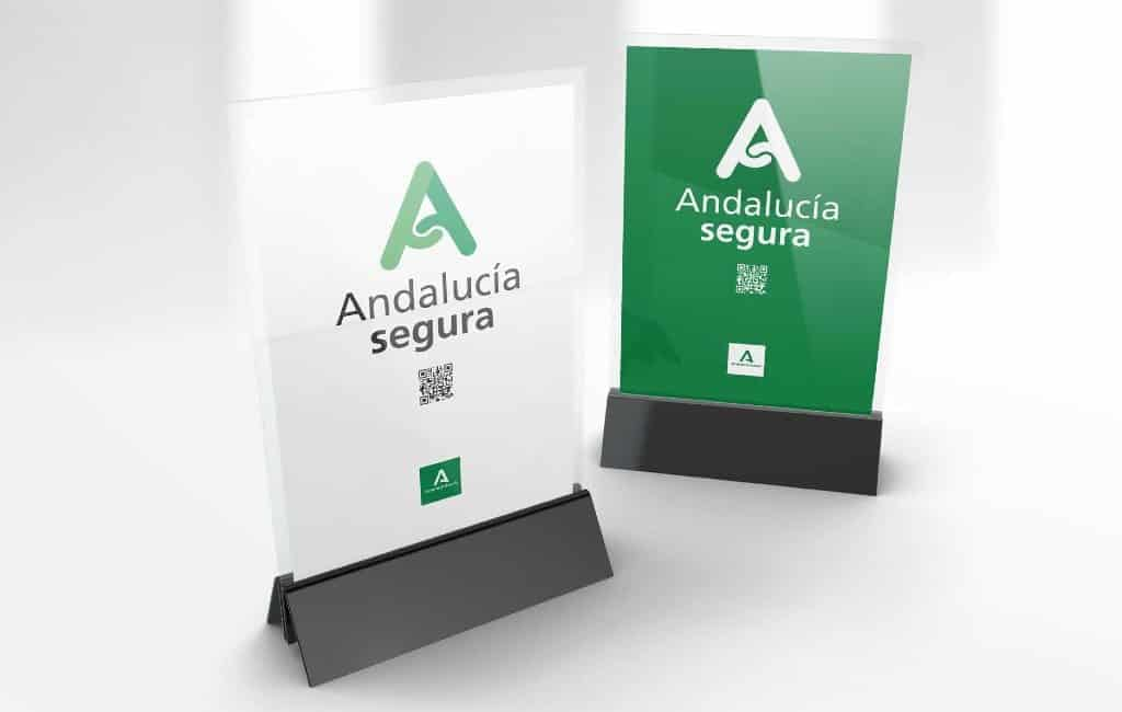 Hebben de 'covid-free' en 'libre de covid' badges wel zin in Spanje