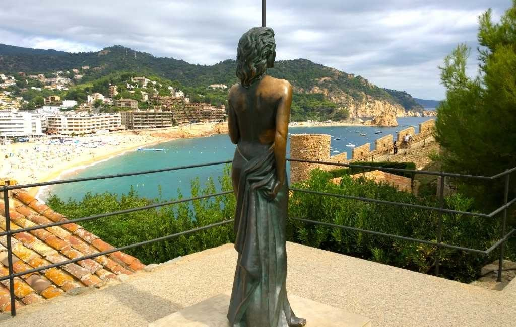 Ava Gardner een Nederlander en Tossa de Mar aan de Costa Brava