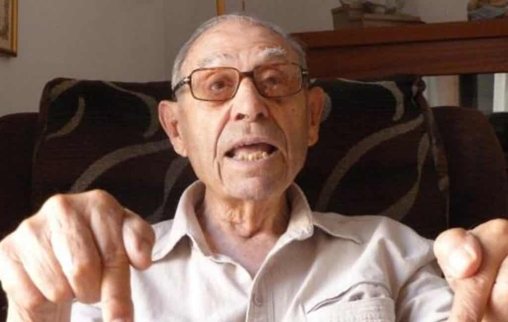 Oudste man van Spanje op 110-jarige leeftijd overleden