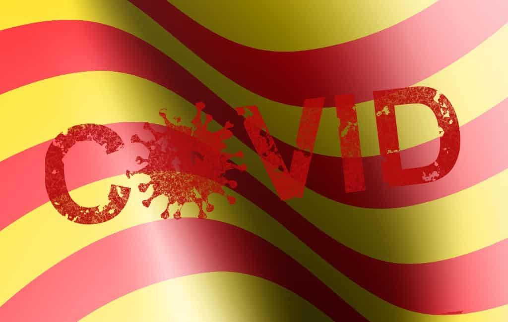 Gemiddelde leeftijd personen met COVID-19 in Catalonië is 37,5 jaar