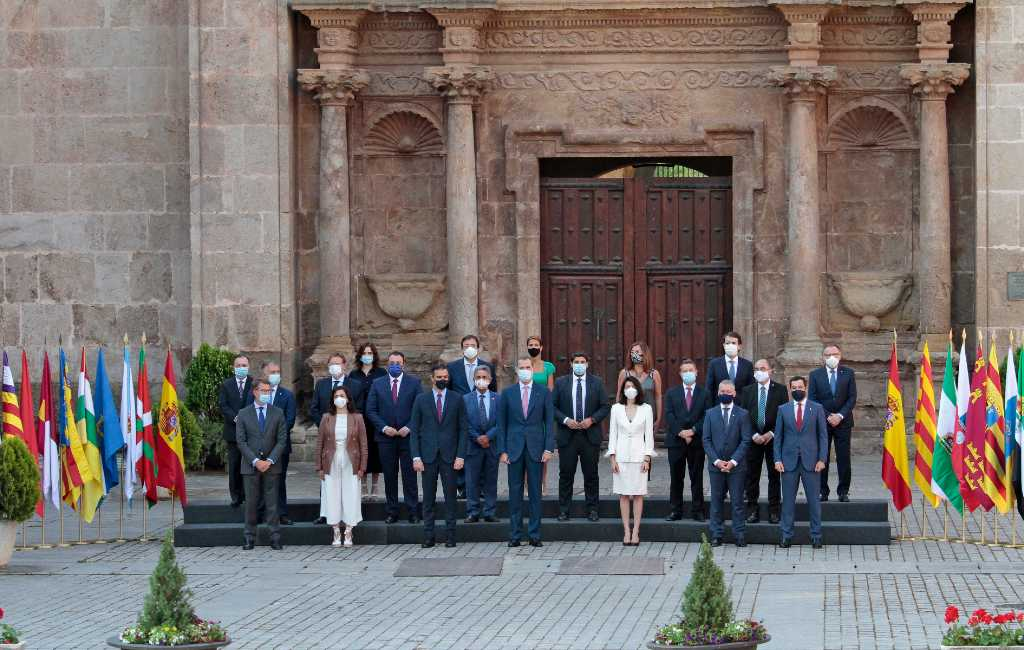 Torra en Catalonië enige afwezigen bij bijeenkomst Spaanse regiopremiers
