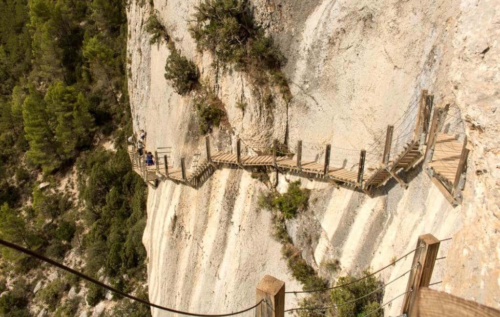 10x spectaculaire wandelpaden in Spanje