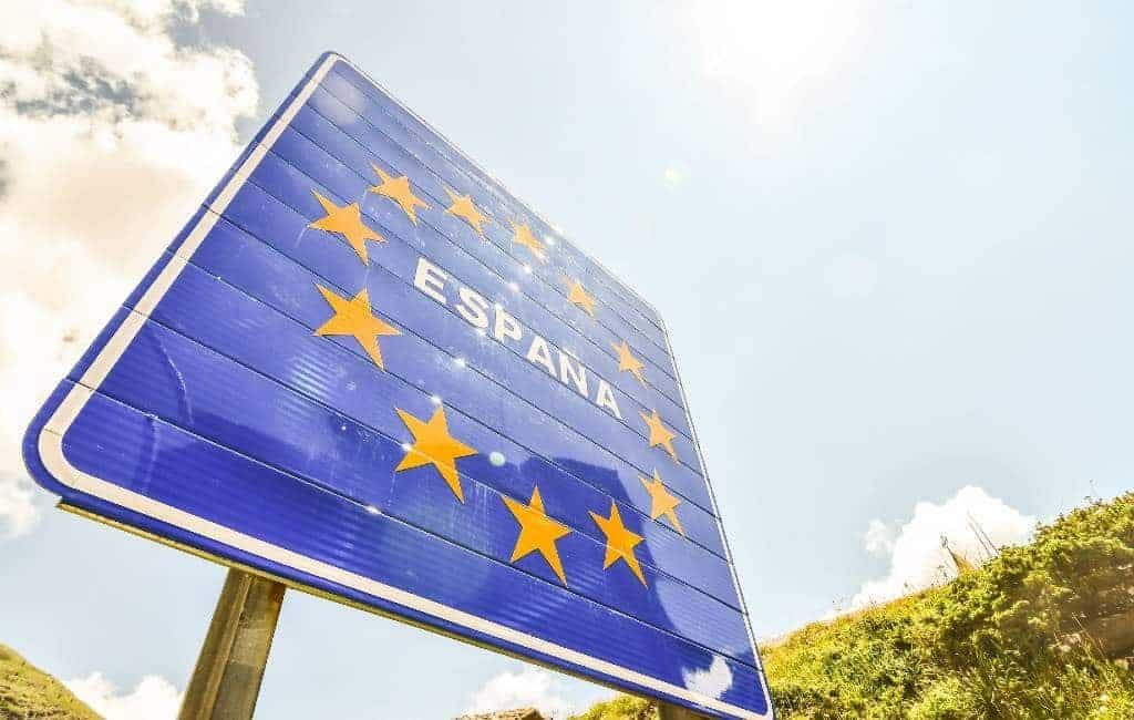 Frankrijk sluit het sluiten van de grenzen met Spanje niet uit