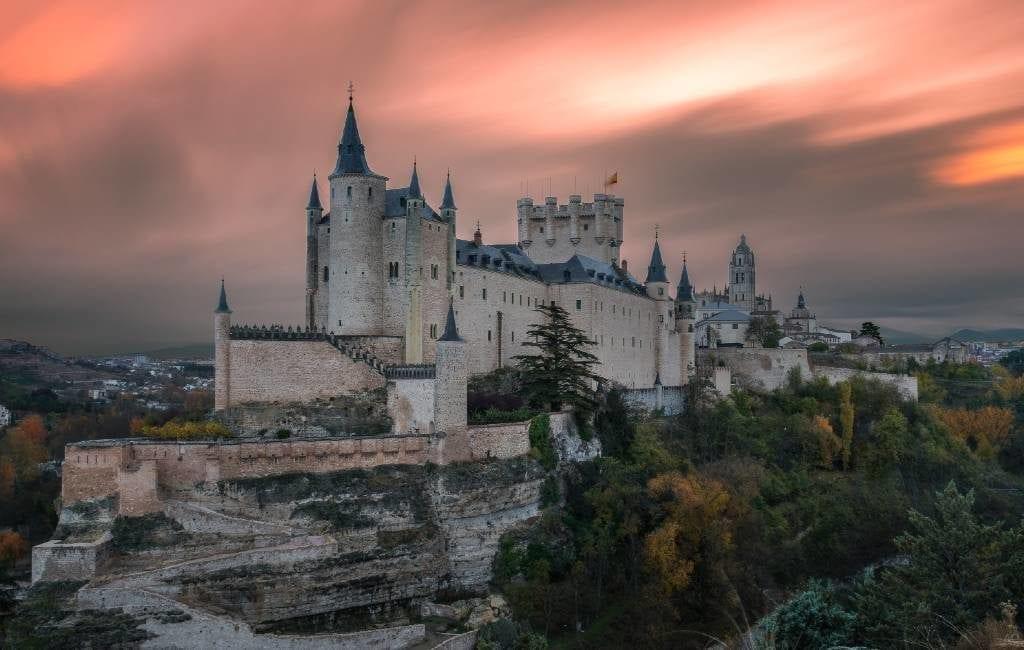 10x prachtige kastelen in Spanje