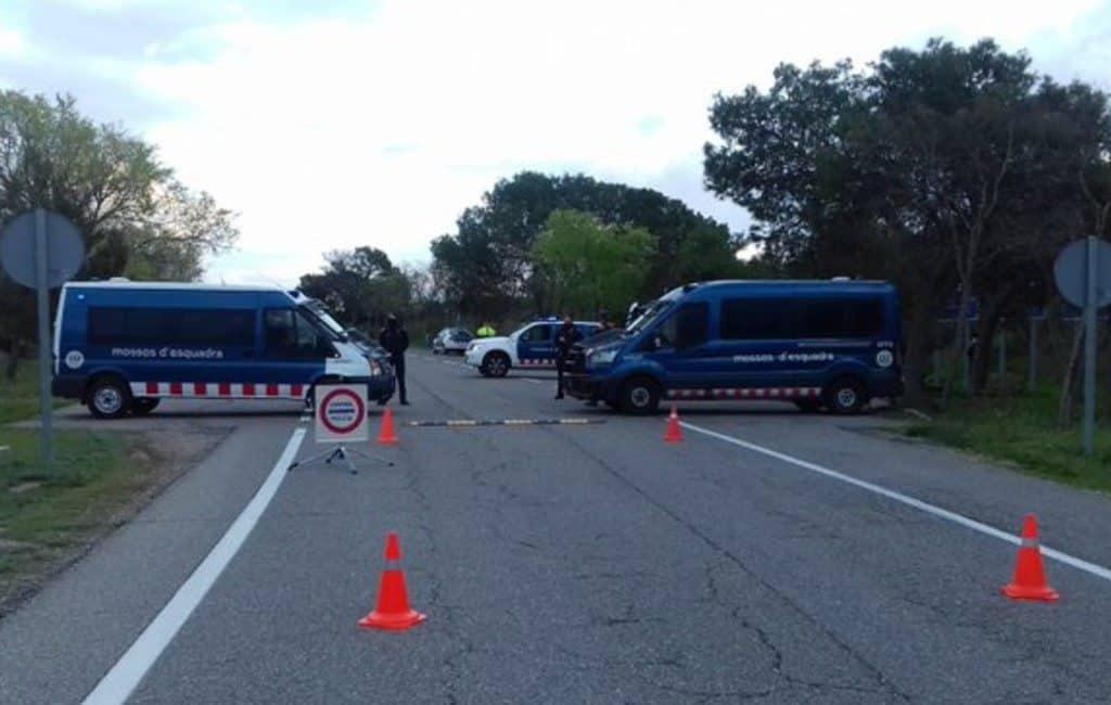 Catalonië sluit vanwege corona-uitbraken een deel van de provincie Lerida