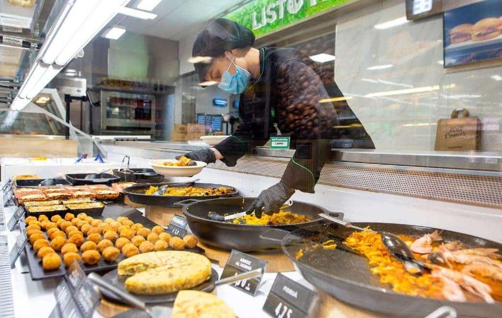 Mercadona wil meer kant-en-klaar maaltijden aanbieden