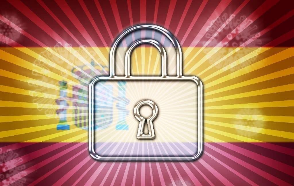 A Mariña in Galicië en niet La Marina in Alicante in corona-lockdown