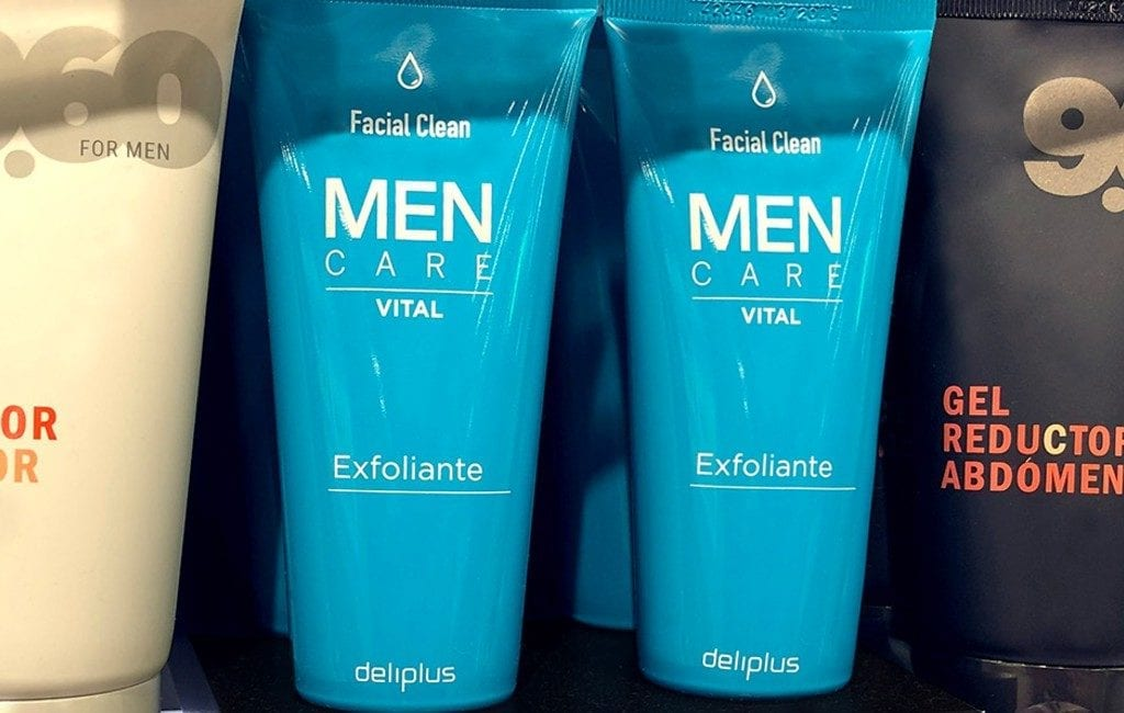 Nieuw Mercadona succes: gezichtsscrub voor mannen en olijfolie handcrème