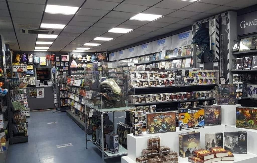 Beste stripboekenwinkel ter wereld is te vinden in Sevilla