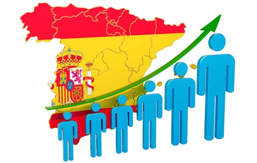 Werkloosheid Spanje gestegen naar bijna 3,4 miljoen 'parados'