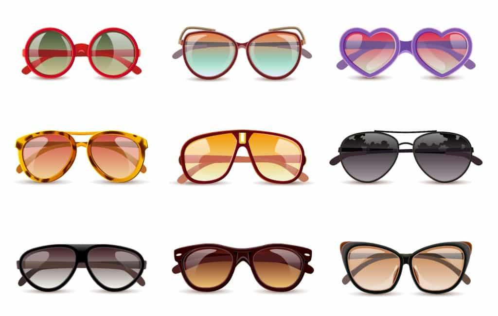 Meer dan de helft verkochte zonnebrillen in Spanje zijn vervalsingen