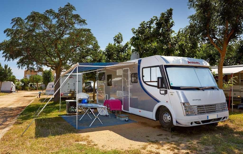 Murcia regio krijgt 10 campings speciaal voor campertoeristen