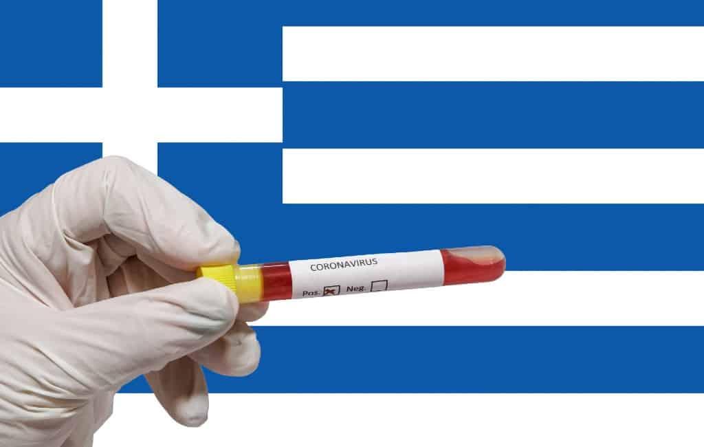 Griekenland eist een negatieve PCR-test van Spaanse reizigers
