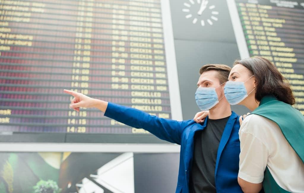 Nederland op derde plaats internationaal vliegverkeer Spanje