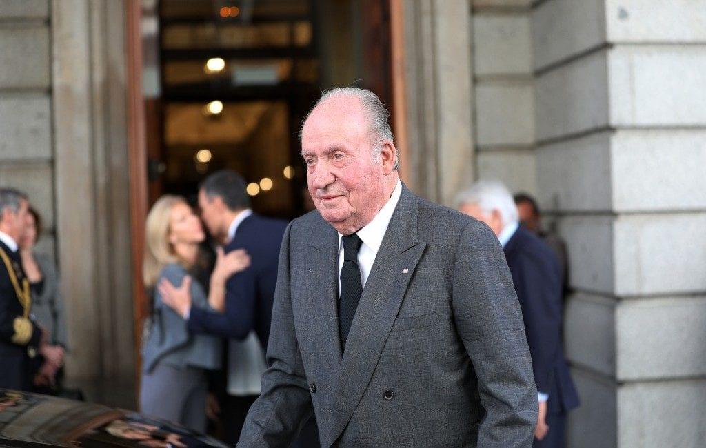 Van coronavirus naar oud-koning Juan Carlos in Spanje