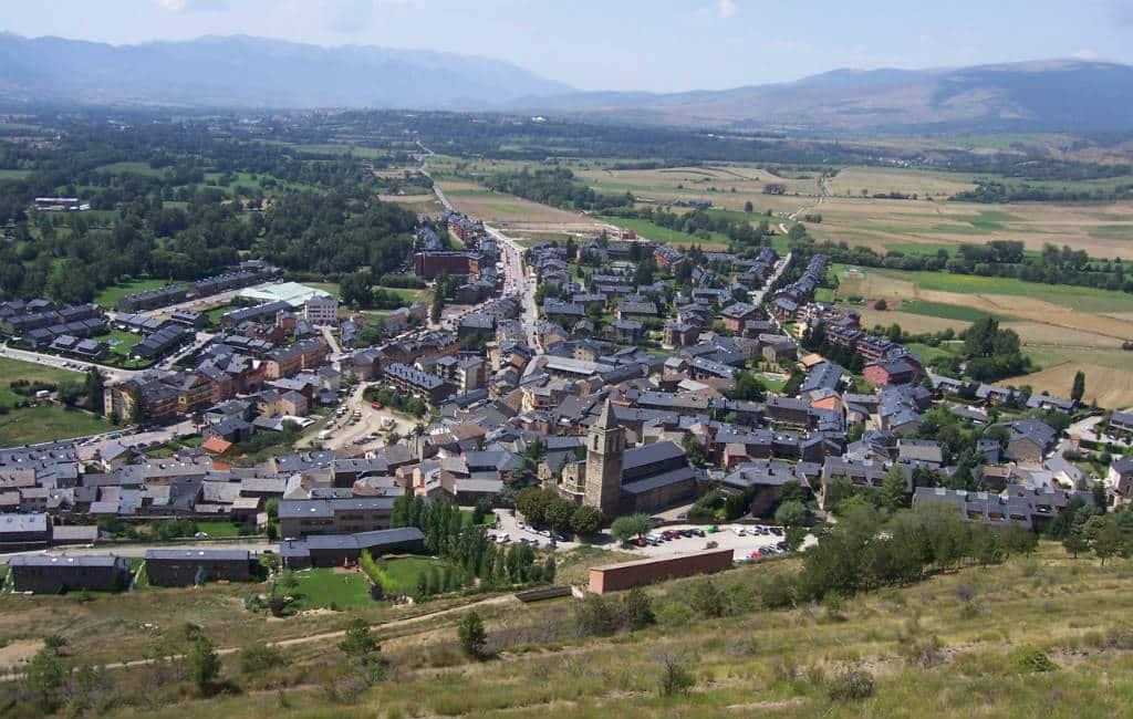 Het vreemde verhaal van het Spaanse stadje Llivia in Frankrijk