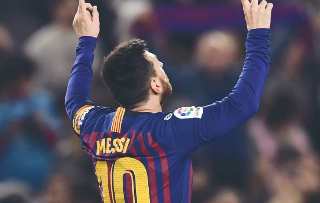 Mogelijk vertrek van Messi kost veel geld in Spanje