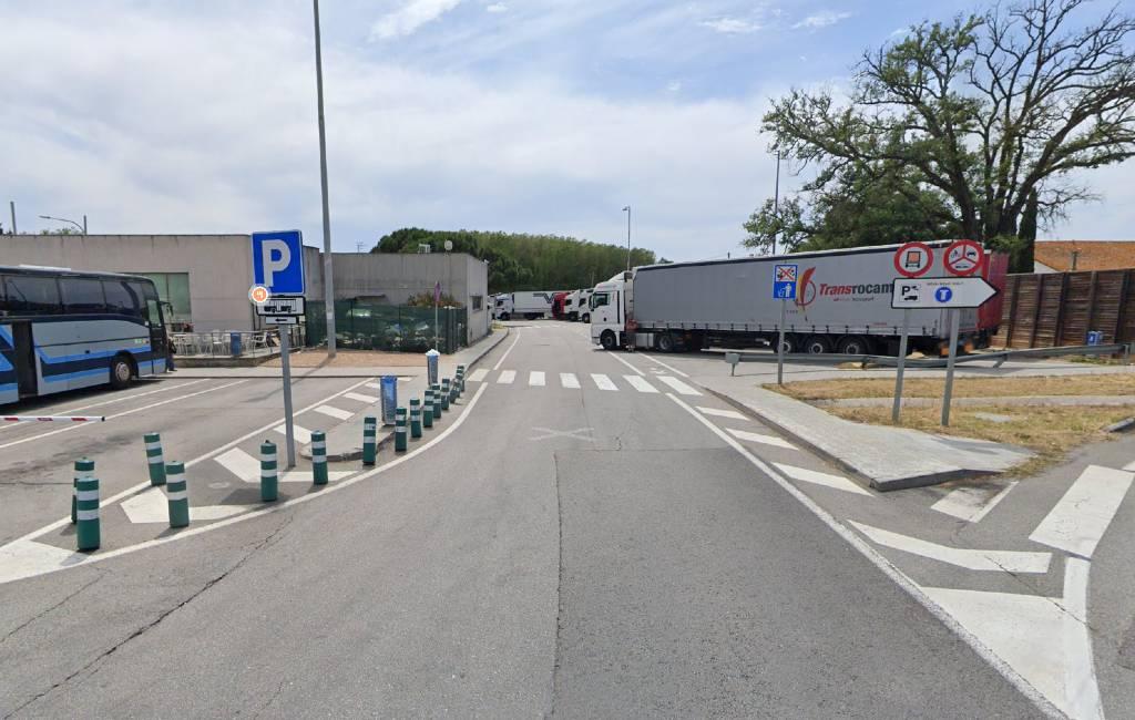 Kampeerauto dief aangehouden in Barcelona