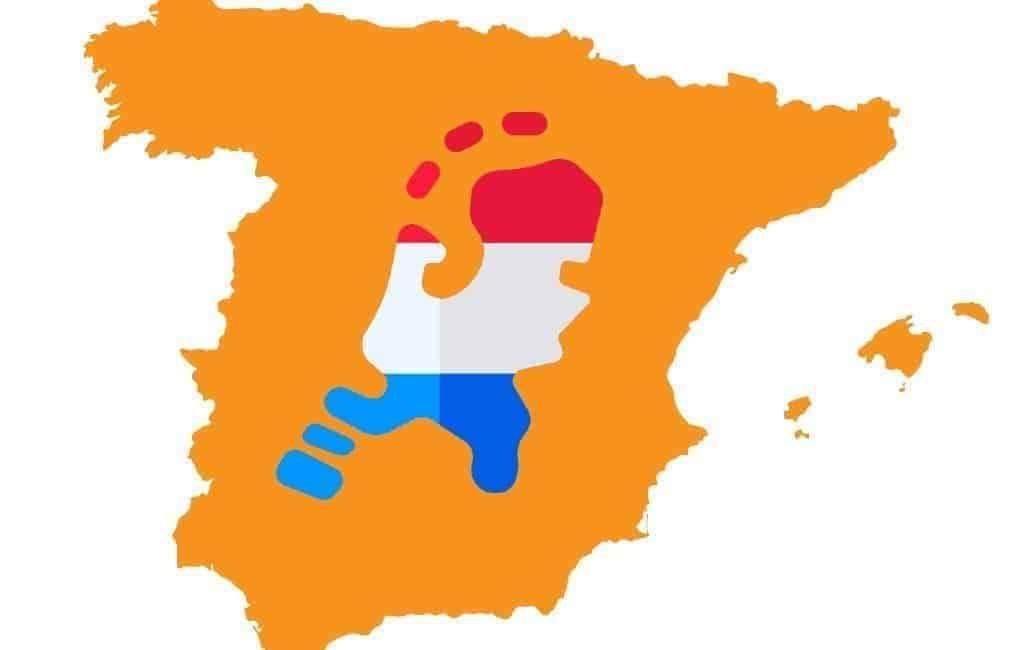 Nederland past reisadvies aan voor gebieden in Spanje