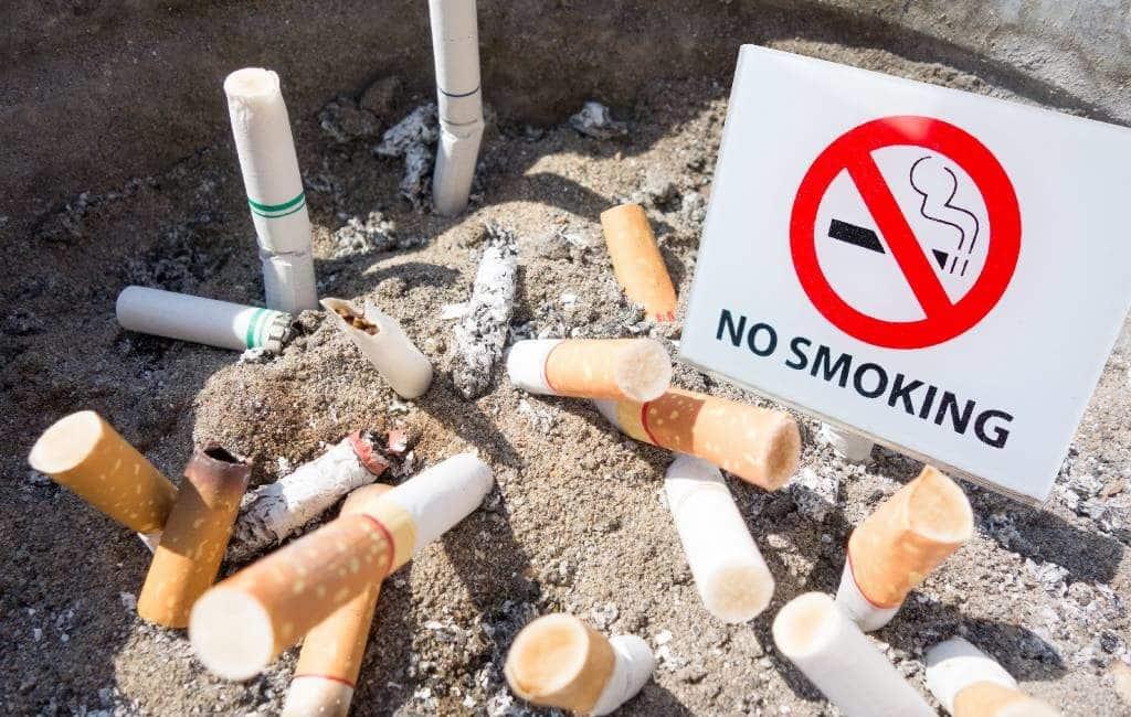 Alle stranden van El Campello zijn rookvrije 'playas' geworden