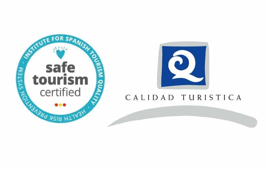 534 Spaanse bedrijven met het Safe Tourism corona-certificaat