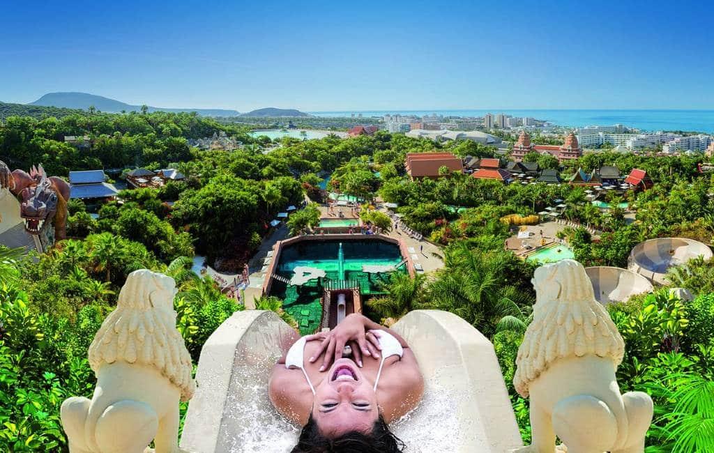 Waterpark Siam Park op Tenerife in 2020 opnieuw de beste ter wereld