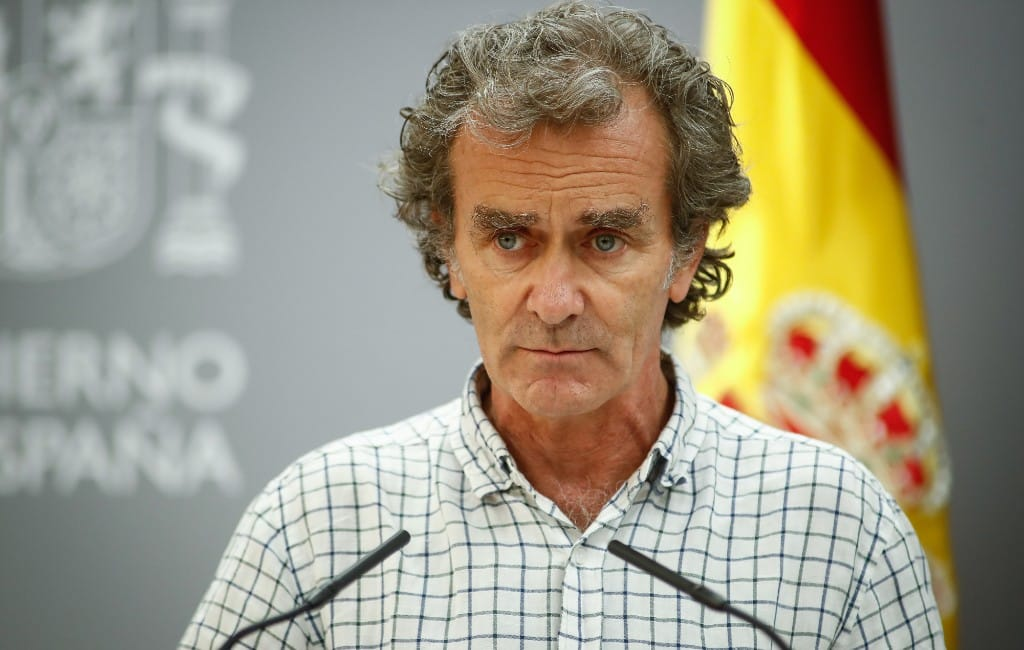 Tweede golf coronavirus begonnen in Spanje?