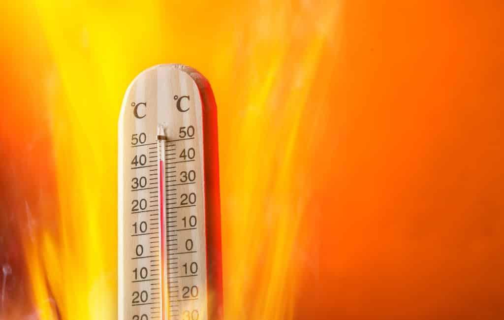 Juli derde warmste julimaand sinds 1965 in Spanje
